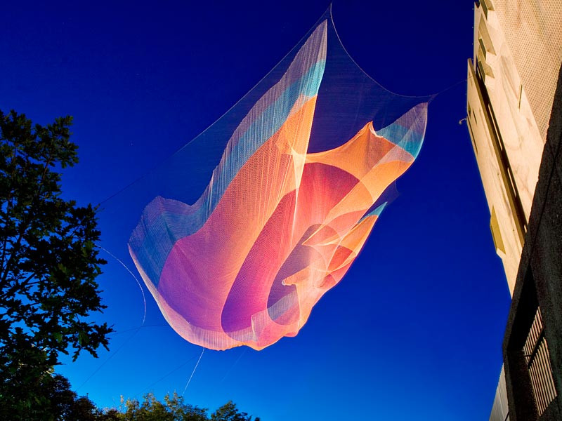 janet echelman taking imagination seriously essay While browsing the website i came across a title names taking imagination seriously that was recorded in june of 2011 by creator and artist janet echelman janet echelman is a true inspiration to all the view this video, she saw art in the form of fishnets and made her creations to life.